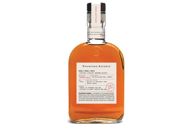 Woodford Reserve Distillery Series Double Double Oaked Kentucky Straight Bourbon Whiskey
