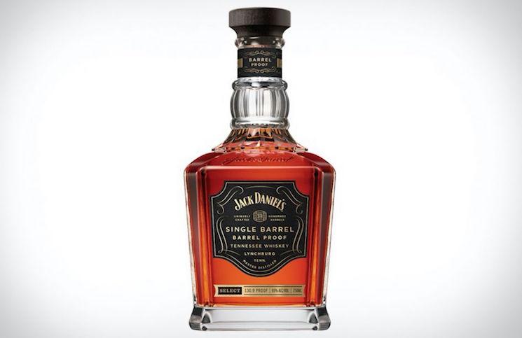 Jack Daniel's Single Barrel - Barrel Proof Tennessee Whiskey