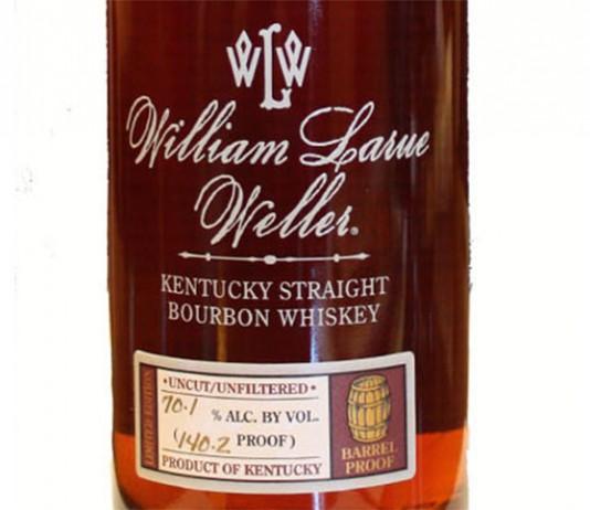 William Larue Weller Whiskey