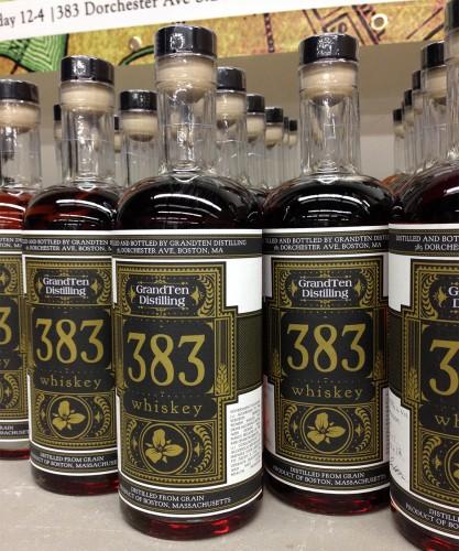 383 Wink & Nod Whiskey