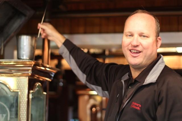Maker's Mark Distiller Greg Davis