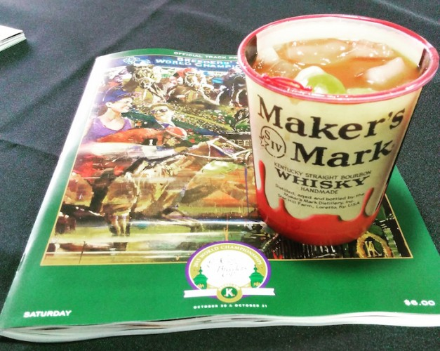 Maker's Mark and The Breeder's Cup