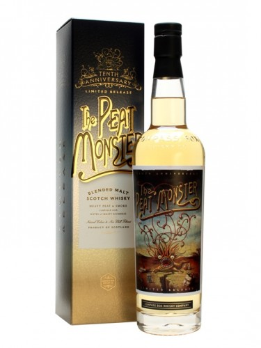 Compass Box The Peat Monster 10th Anniversary