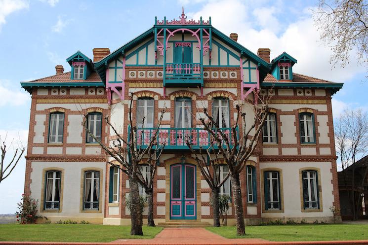 Chateau de Laubade