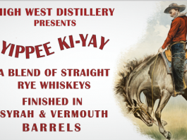 High West Yippee Ki-Yay Whiskey