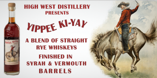 High West Yippee Ki-Yay Whiskey