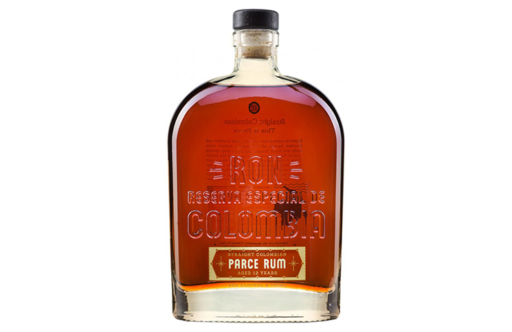 Parce 12 Year Old Columbian Rum