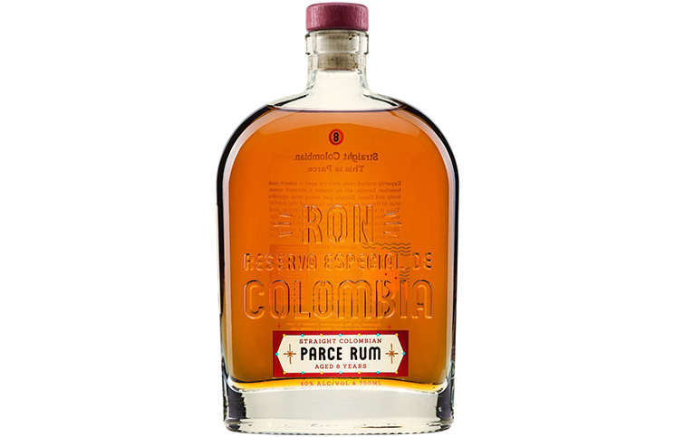 Parce 8 Year Old Columbian Rum