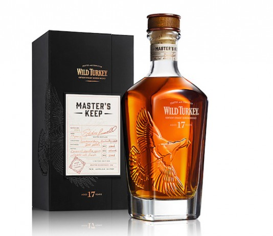 Wild Turkey Master's Keep Bourbon