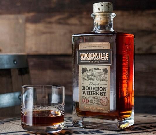 Woodinville Whiskey Company Straight Bourbon